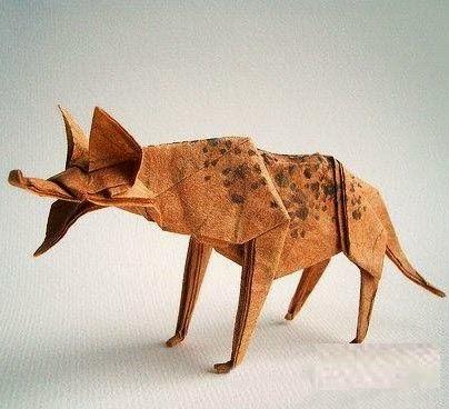 unicorn origami – do origami | 368x404