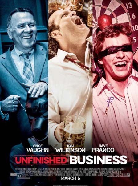 Film bioskop: Unfinished Business 2015