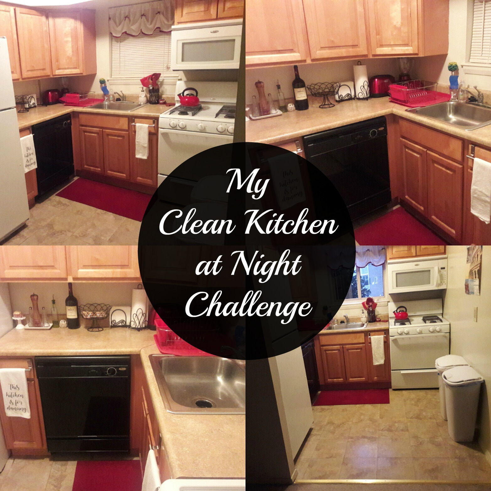 Kitchen Cleaning: The Italiagal: My Clean Kitchen At Night Challenge