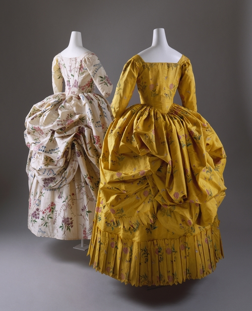 Robe A La Polonaise: The Merry Dressmaker: The Newbie's Guide To 18th Century