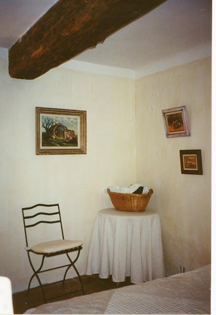avignon, chambre, campagne chic