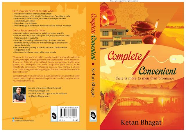 Complete Convenient Ketan Bhagat
