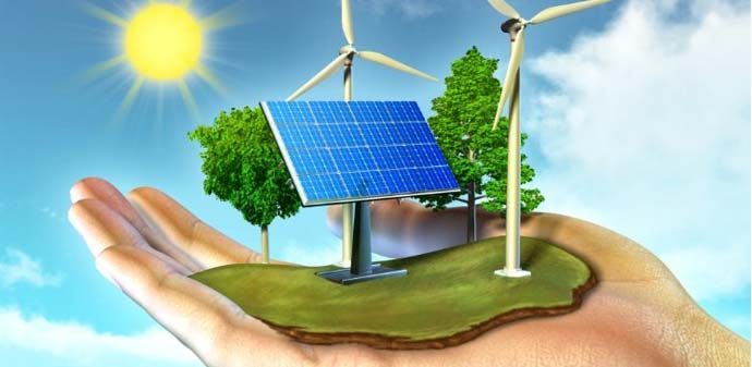 Sumber energi alternatif yang dapat diperbaharui