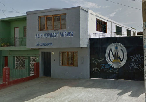 Escuela NORBERT WIENER - Huaura