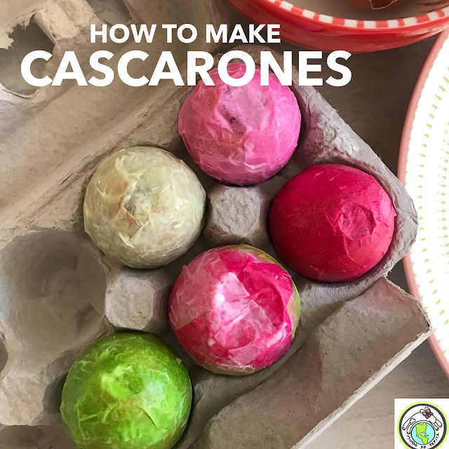 Making Cascarones A Step by Step Tutorial