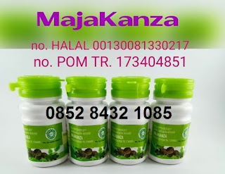 Manjakani kanza/Majakanza obat merapatkan miss V asli alami herbal tradisional