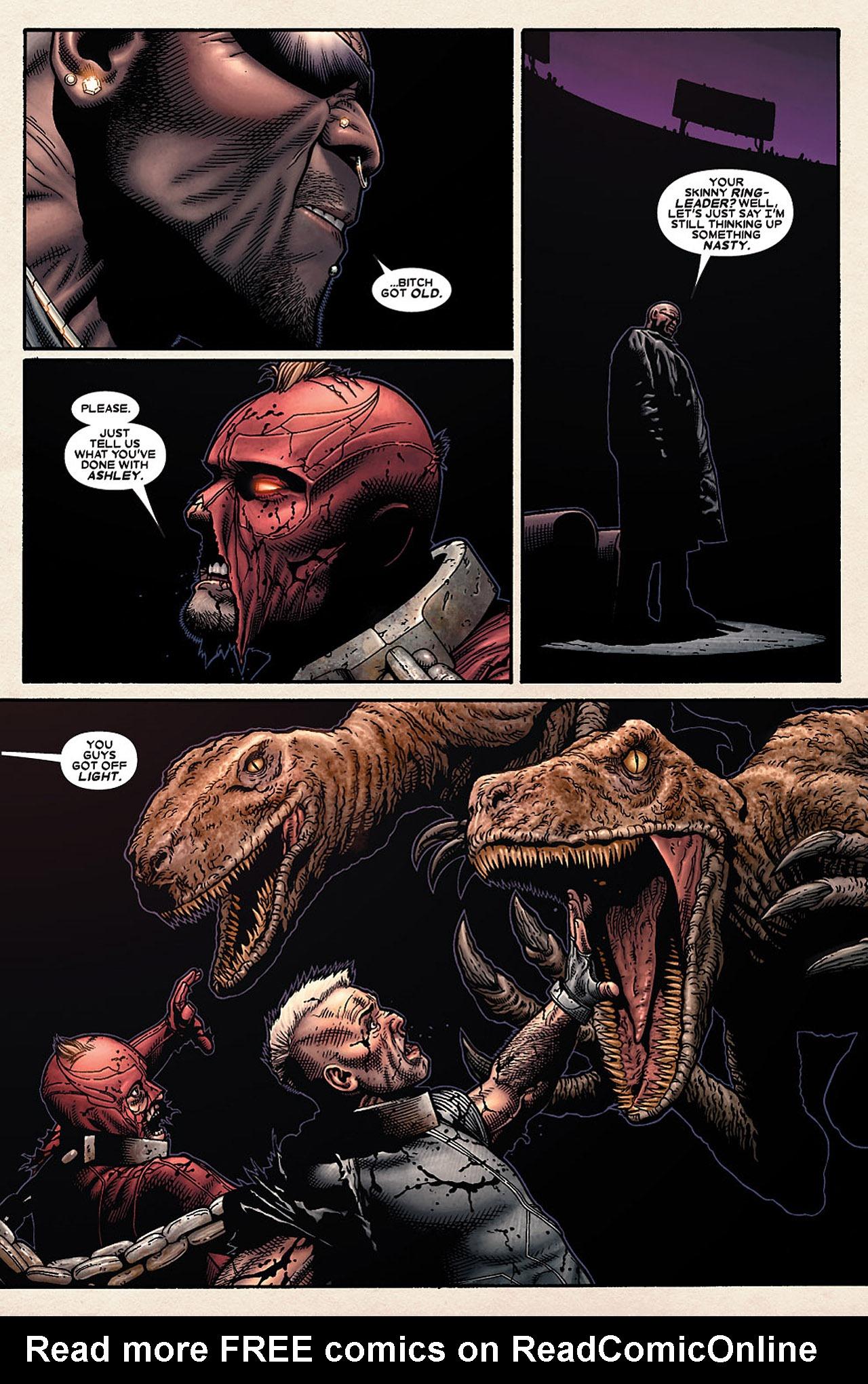 Read online Wolverine: Old Man Logan comic -  Issue # Full - 58