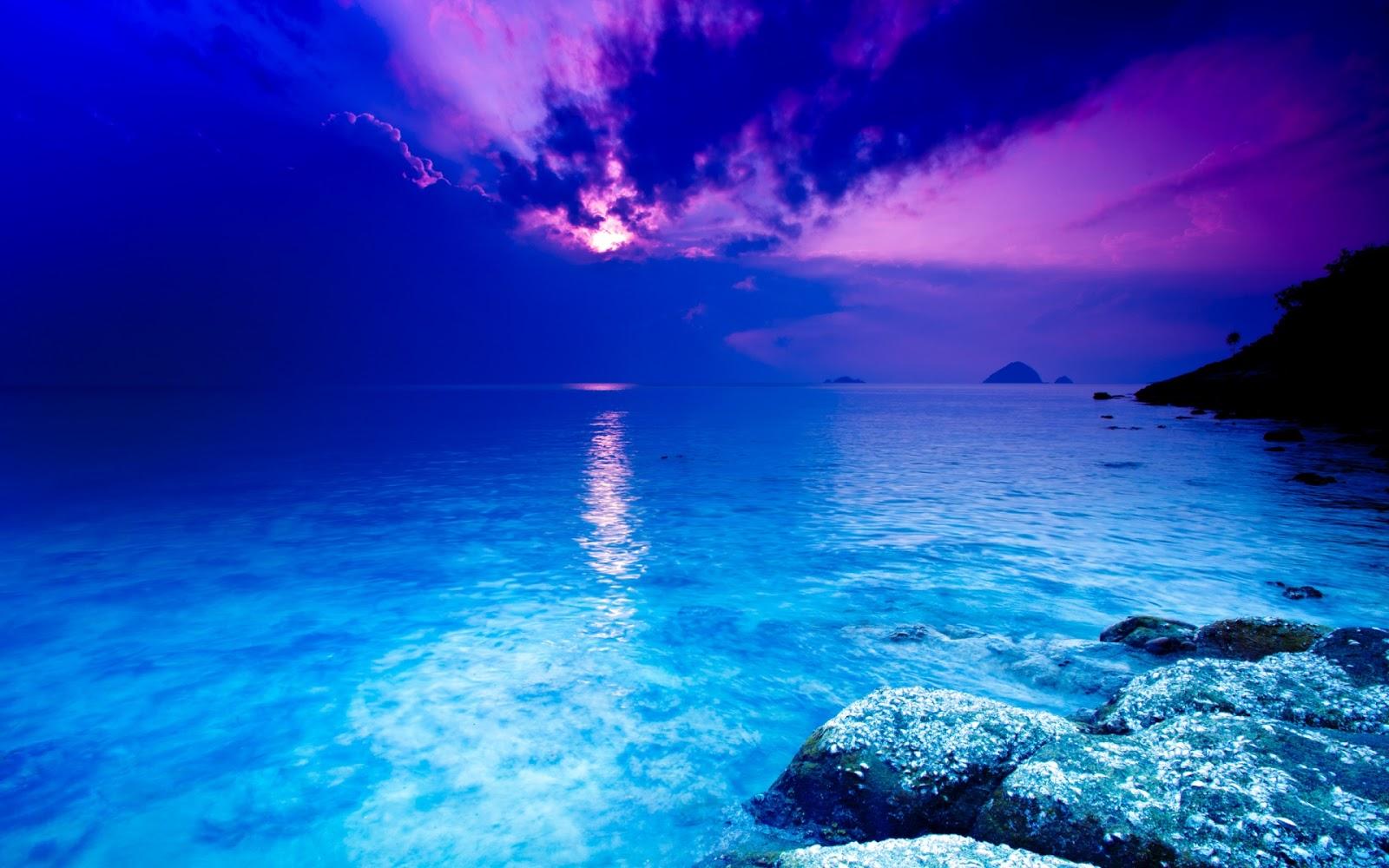 Violet Light Session