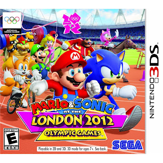 Mario Sonic At The London Olympic Download
