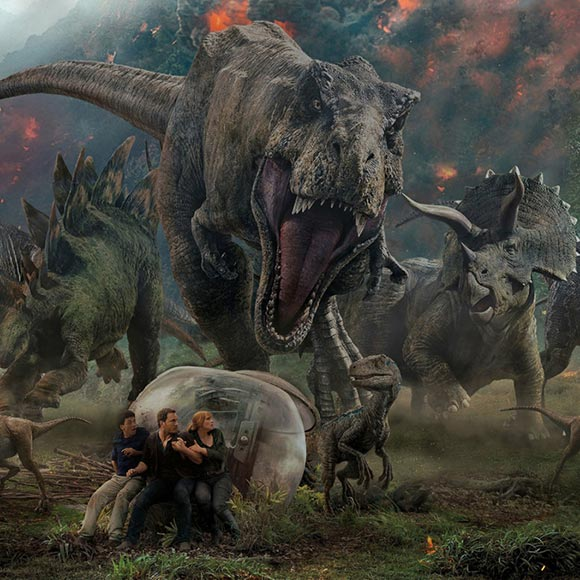 Jurassic World: Fallen Kingdom Wallpaper Engine