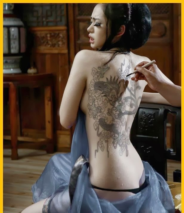 Kaget Istri Punya Tato Naga di Area Intim, Suami Gugat Cerai