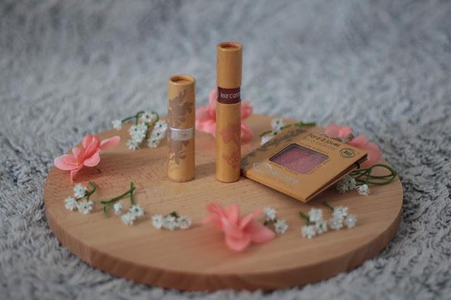 Stay Gold : la nouvelle collection de maquillage BIO - Couleur Caramel