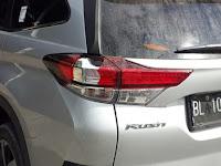 Harga dan Fisik : Stoplamp Kiri Toyota All New Rush/Daihatsu All New Terios