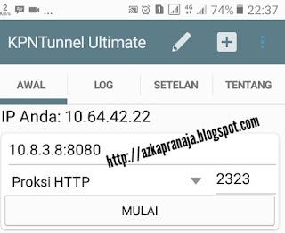 Terhubung kpn tunnel ultimate