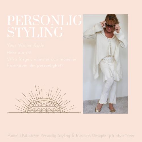 Framhav din personliga stil