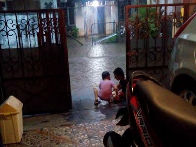 banjir bintaro