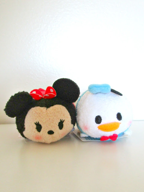 My TsumTsum Collection from Courtney's Little Things