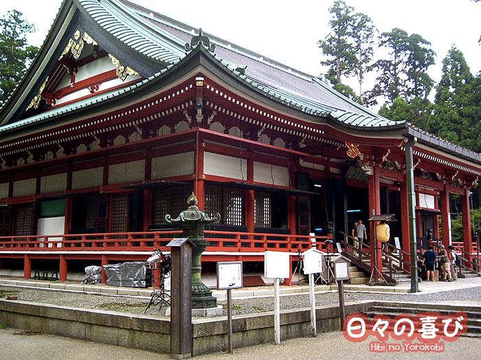 Enryakuji otsu kyoto