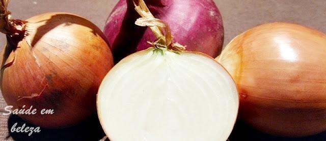 Benefícios e propriedades da cebola