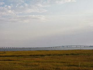 Picture of the second Causeway from afar.