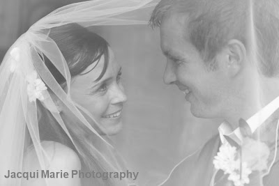 Hampshire Wedding Photography - Veil Portrait