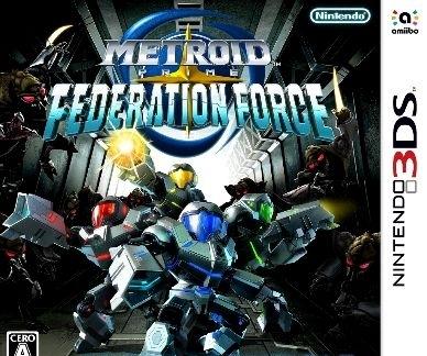 [GAMES] メトロイドプライム フェデレーションフォース / Metroid Prime Federation Force (3DS/JPN)