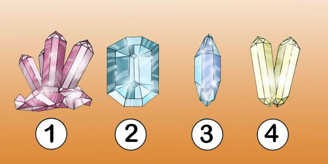 Elige unos de estos cristales y descubre tu lado misterioso