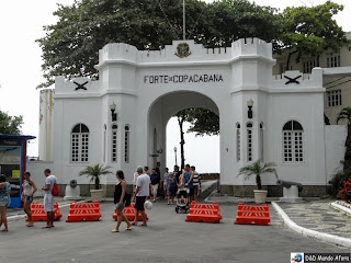 Forte de Copacabana - Rio de Janeiro