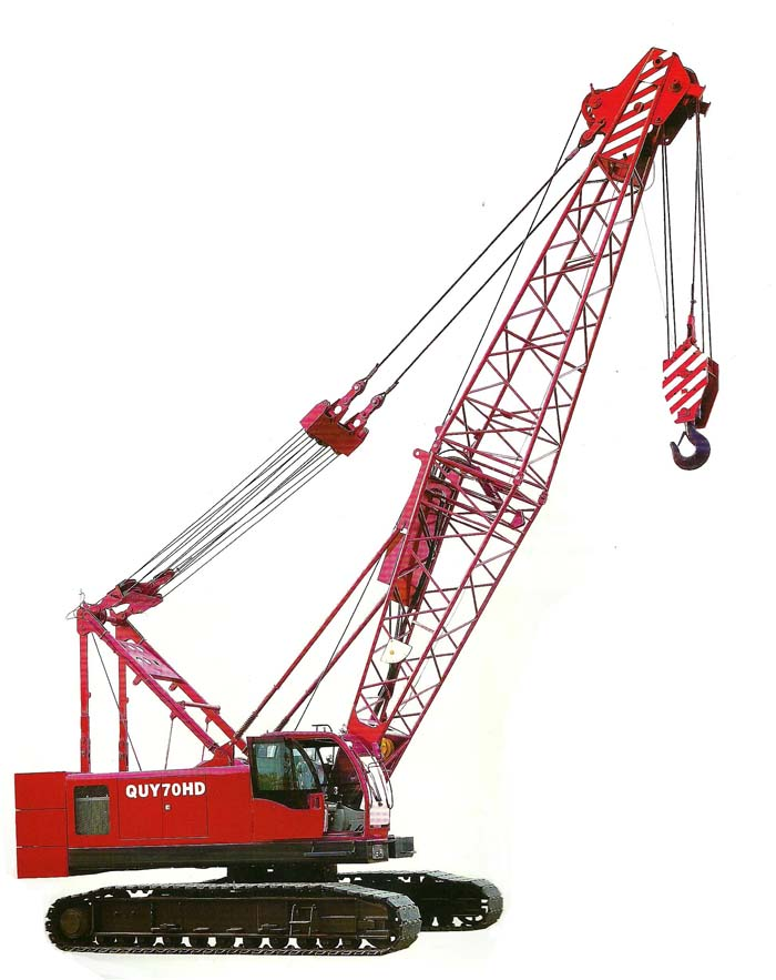 Tower Crane Vs Mobile Crane : Civil at work types of cranes for material hoisting