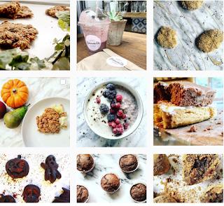 Instagram, vegan instagram, baking, recipes, plant based
