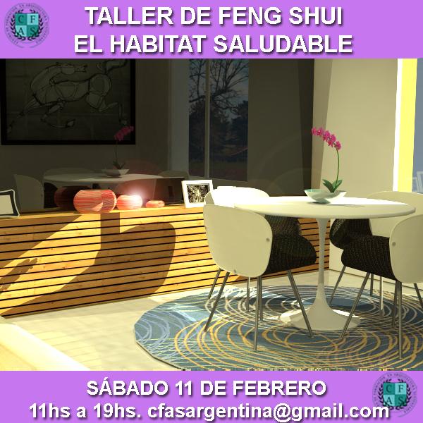 Arquitectura y feng shui taller de feng shui 11 de febrero - Arquitectura feng shui ...