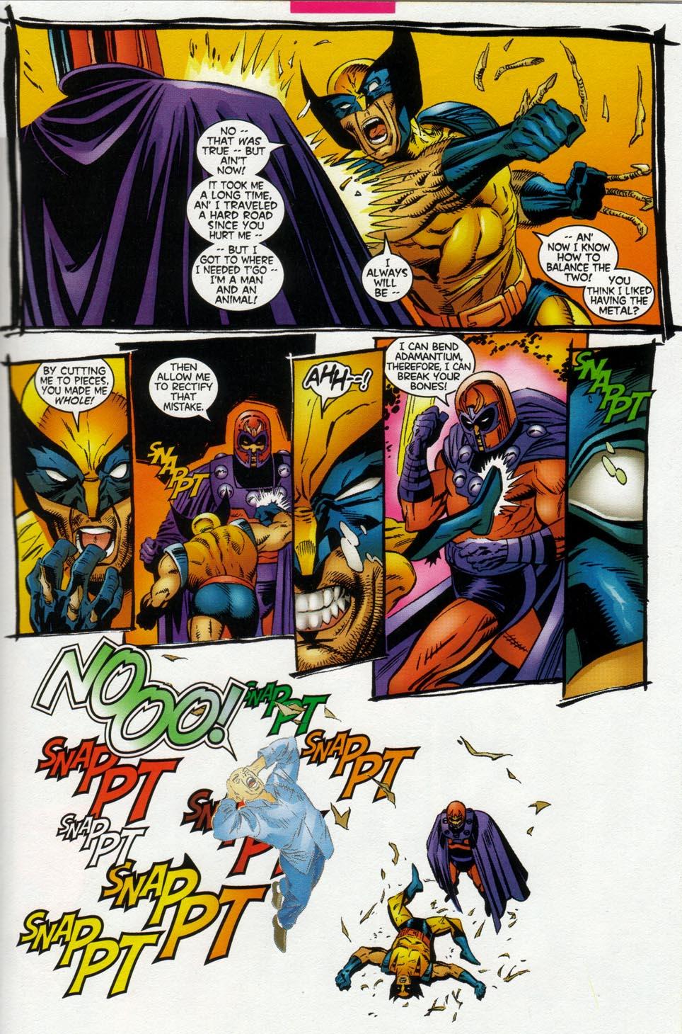 Read online X-Men: Magneto War comic -  Issue # Full - 17