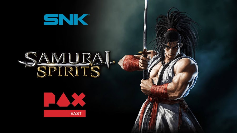 samurai shodown 2019 snk pax ps4 xb1