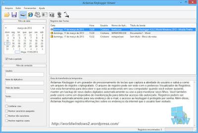 Ardamax Keylogger 4.3.1 + serial