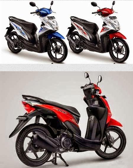 Perbedaan Honda BeAT eSP versi ekspor dengan lokal