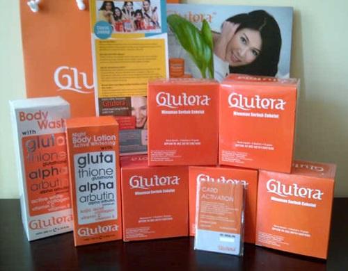 Paket Lengkap GLUTERA Original