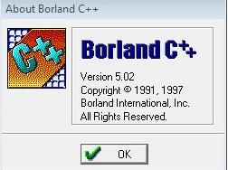 Belajar Bahasa pemrograman dengan BORLAND C++