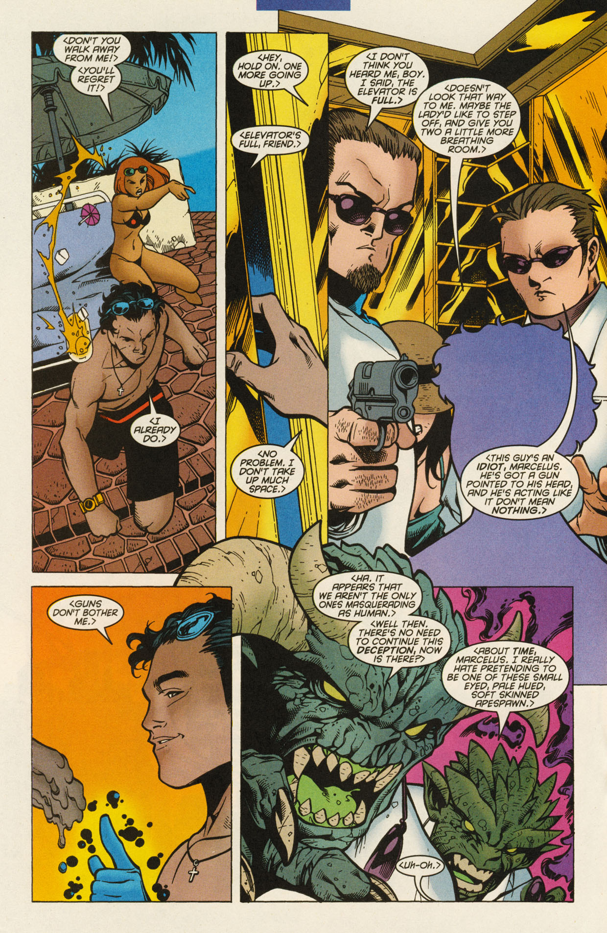 Read online X-Force (1991) comic -  Issue #94 - 20