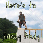 Here's to Handy Andy
