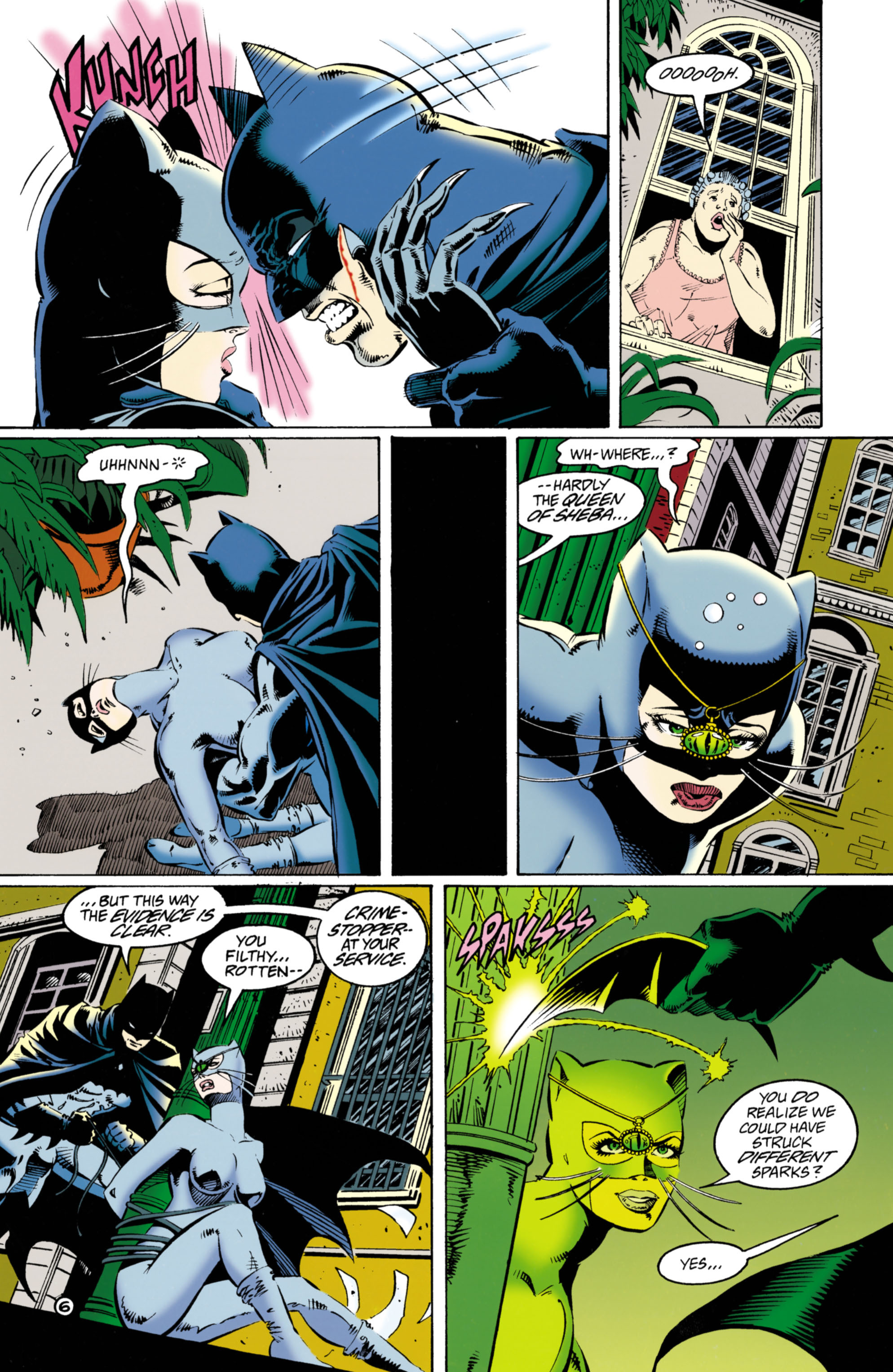 Catwoman (1993) Issue #38 #43 - English 7