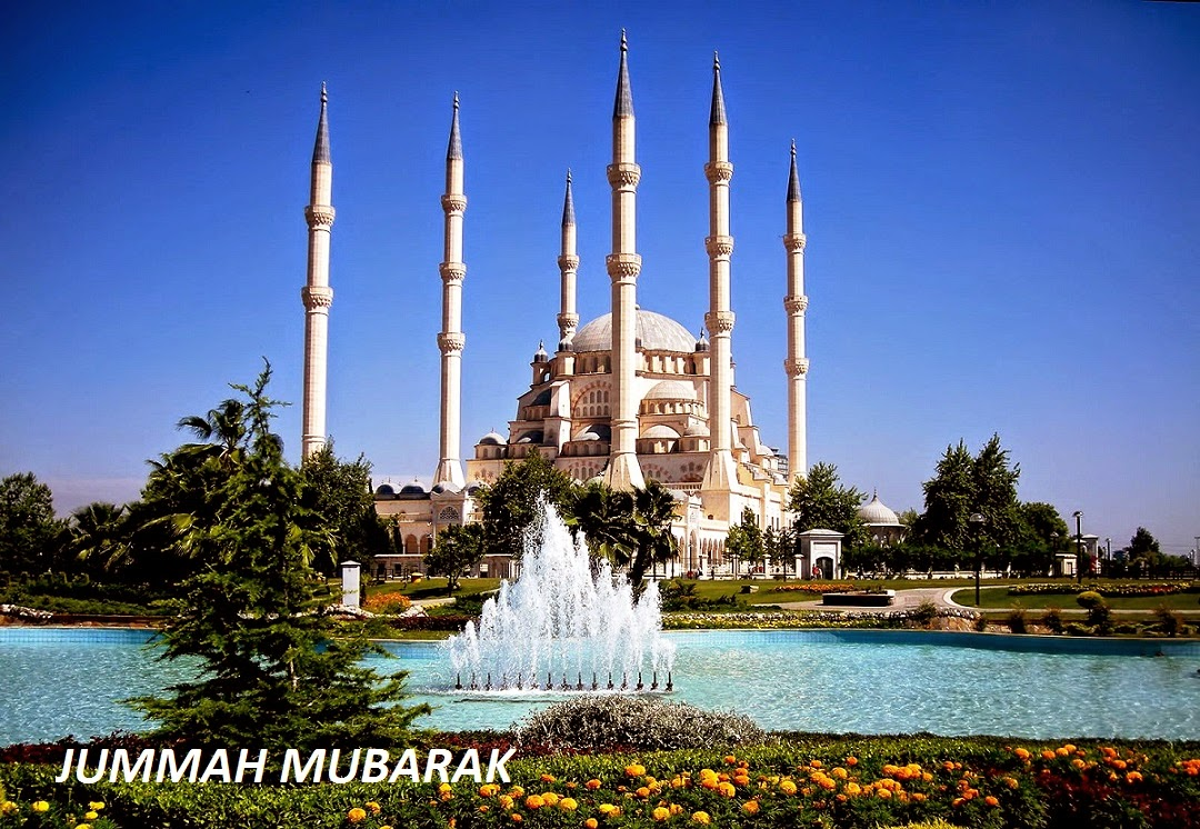 JUMMAH MUBARAK CARDS, IMAGES AND MESSAGES ON TURKEY ...