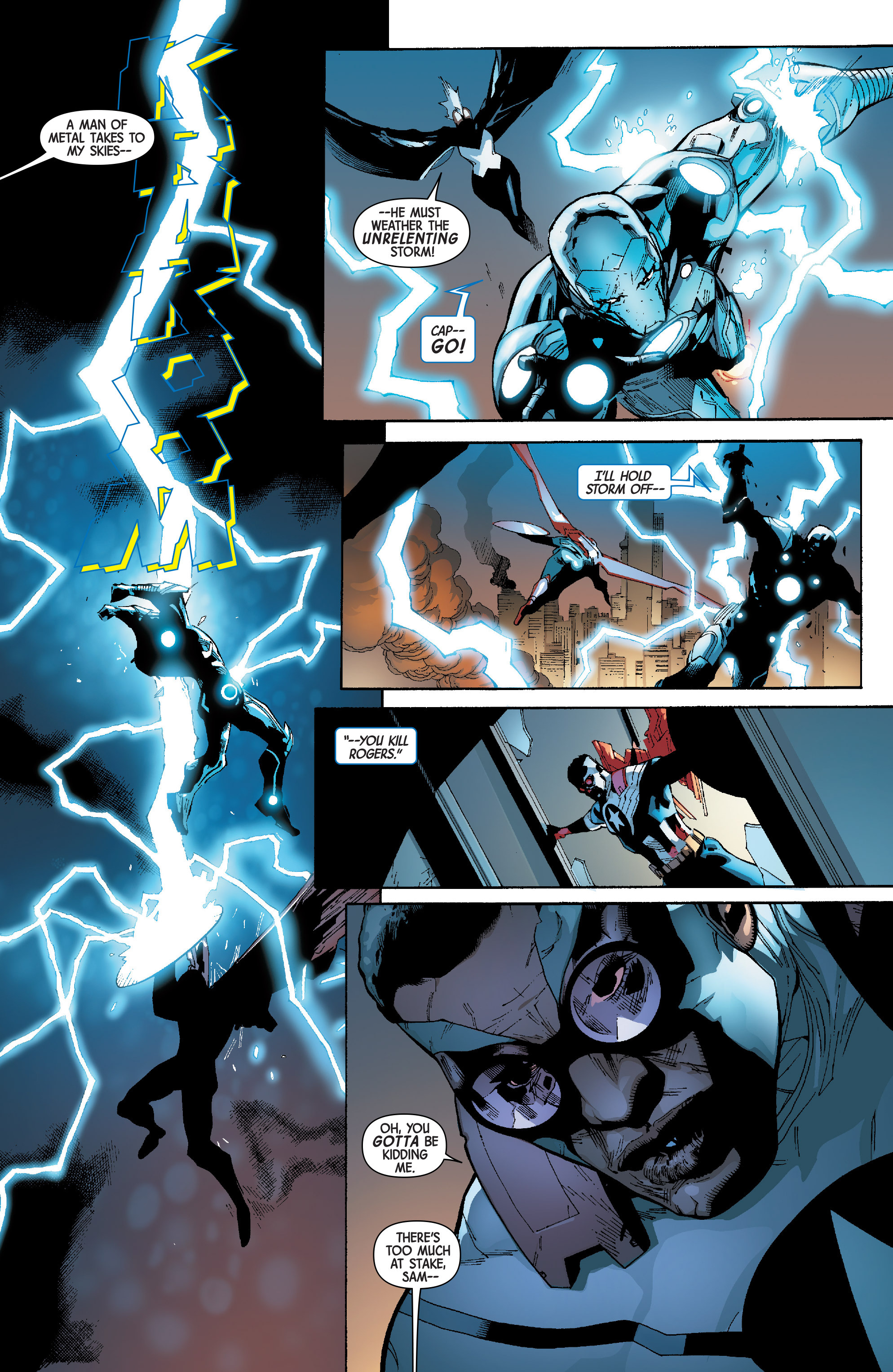 Read online Avengers & X-Men: AXIS comic -  Issue #8 - 24