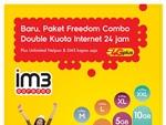Produk Indosat Data Freedom 4G Termurah