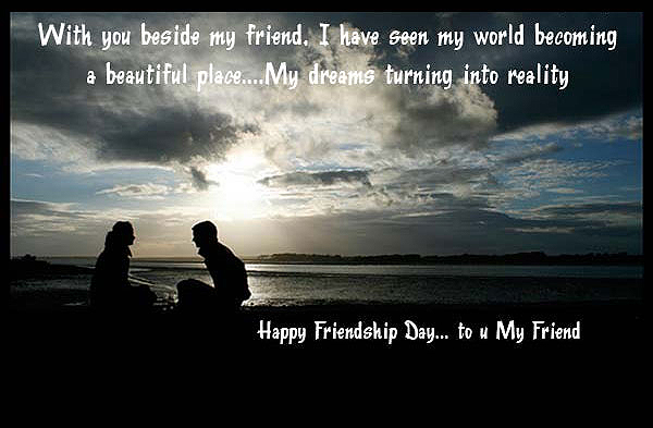 Messages for Friendship Day