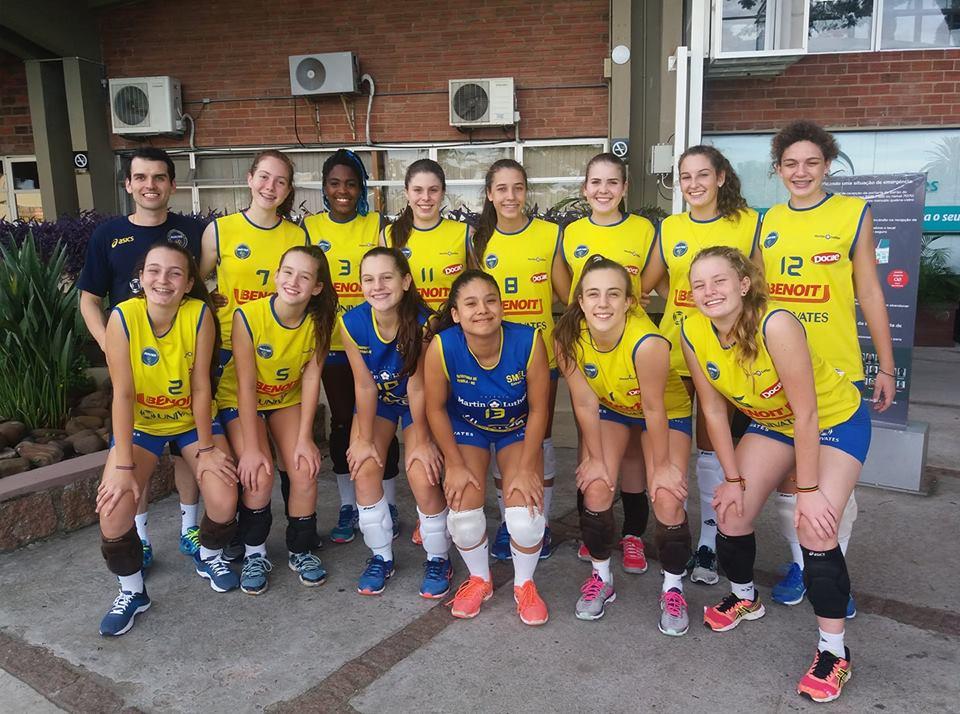 e1c7f9d8aa Infantil esteve em Porto Alegre preparando-se para o Festival Mercosul.