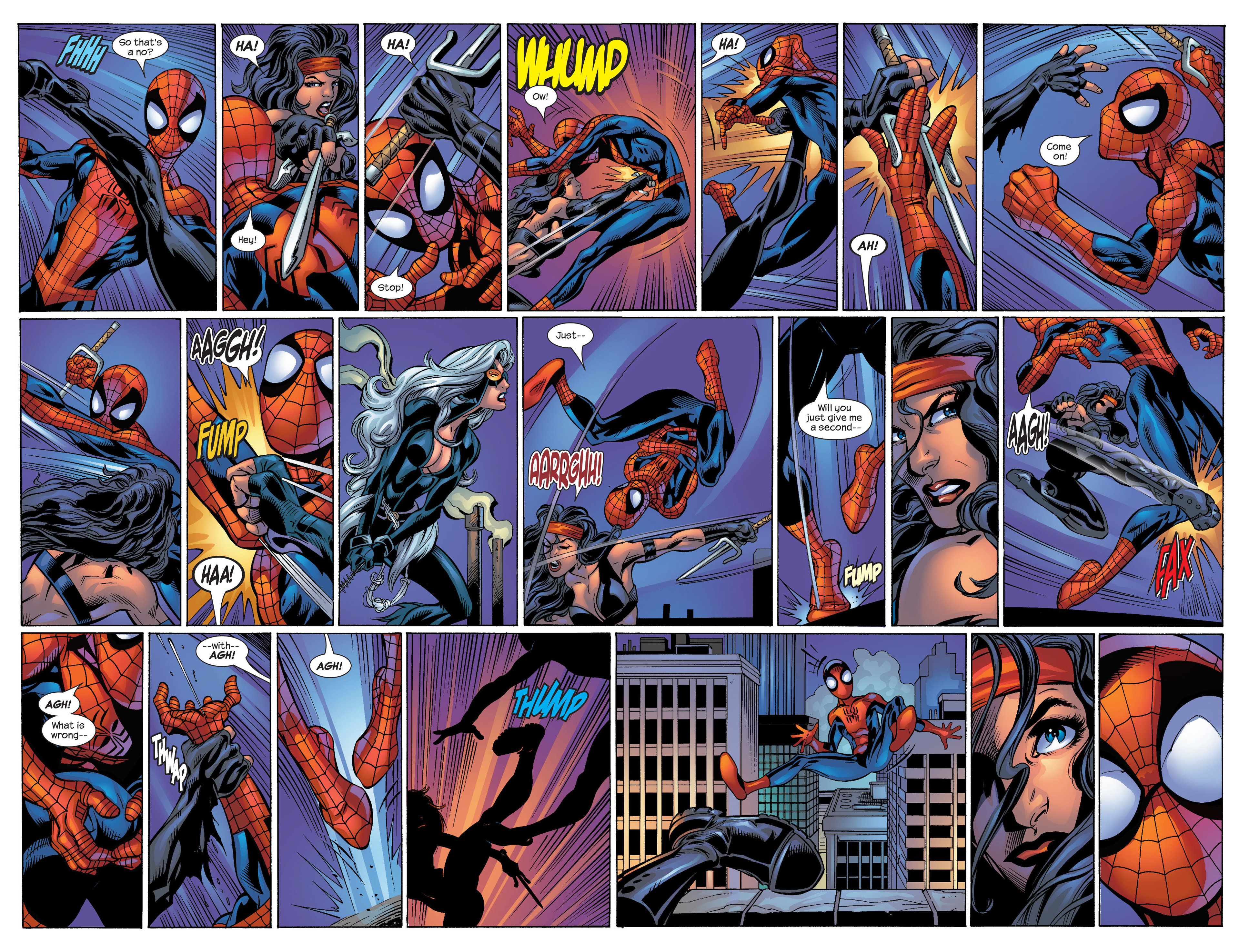 Read online Ultimate Spider-Man (2000) comic -  Issue #52 - 10