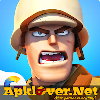 StormFront 1944 MOD APK unlimited skill