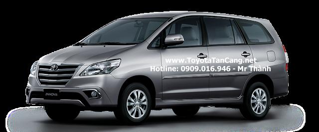 toyota innova 2016 toyota tan cang mau bac - Đánh giá xe gia đình đa dụng Toyota Innova 2016 : Vô đối tại Việt Nam - Muaxegiatot.vn