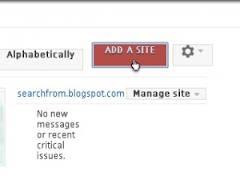 Cara Verifikasi Blog Di google Wapmaster