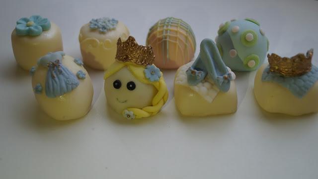 Louzieh doces para festa infantil